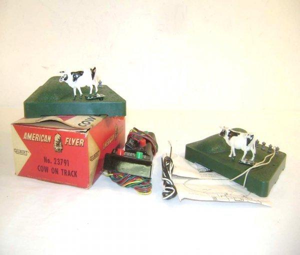 19: ABT: AF S: Two #23791 Cow on Track/OB