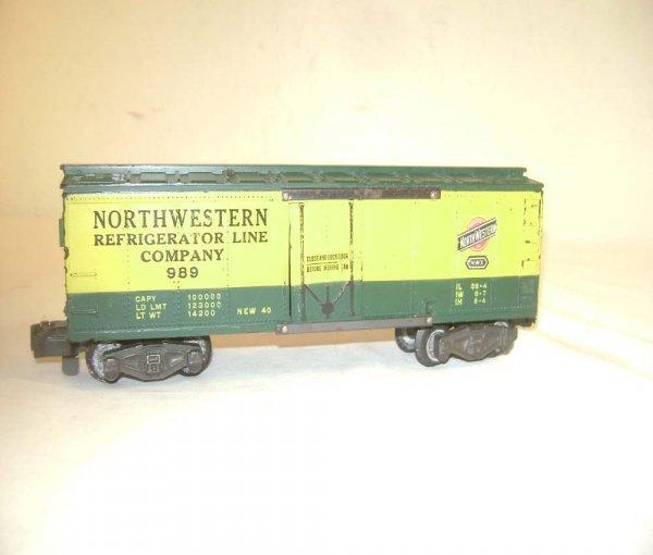 22: ABT: AF S: #989 Northwestern Refrigerator Line Comp