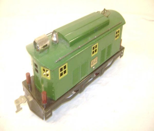 4: ABT: American Flyer #4643 Green Wide Gauge Electric