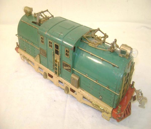 5: ABT: AF Wide Gauge #4637 Shasta Electric