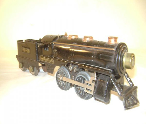 19: ABT: American Flyer O Gauge #617/614 Steam Electric