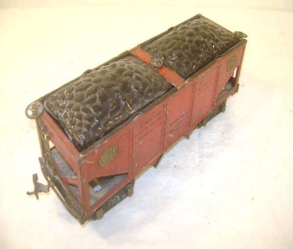 23: ABT: Scarce Lionel #516 Red Hopper with Coal Load a