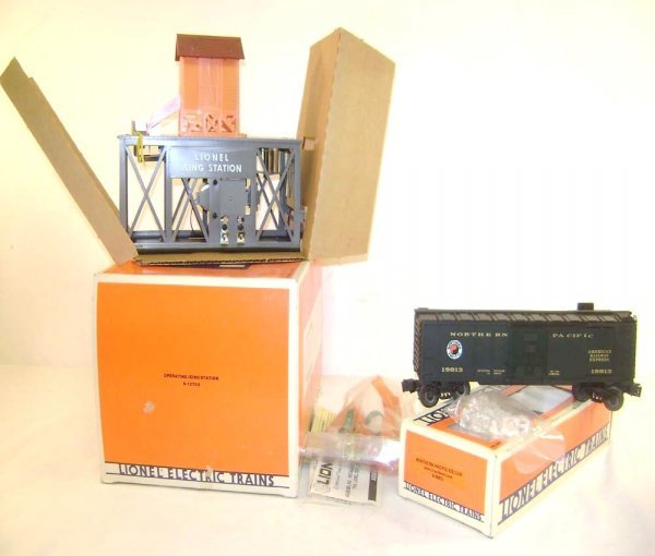 7: ABT: Lionel #12703/19813 Operating Icing Station & N