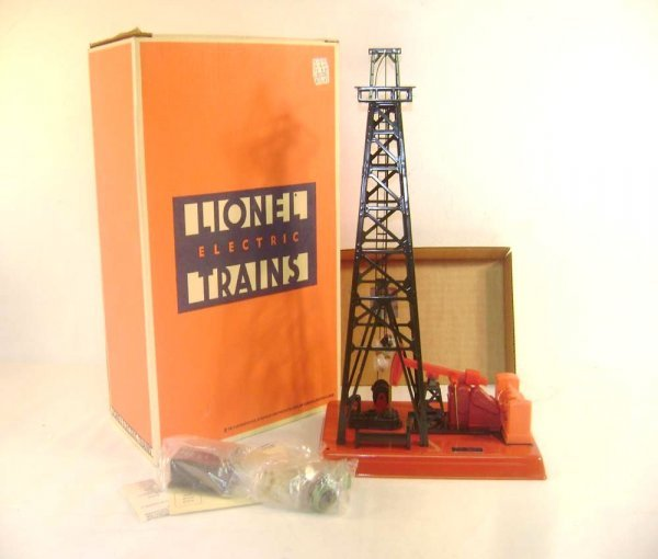 9: ABT: Lionel #2305 Getty Operating Oil Derrick Access