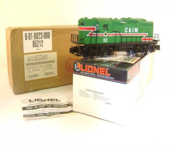 11: ABT: Mint Lionel #18823 Sears' C&IM SD-9 Diesel/OB