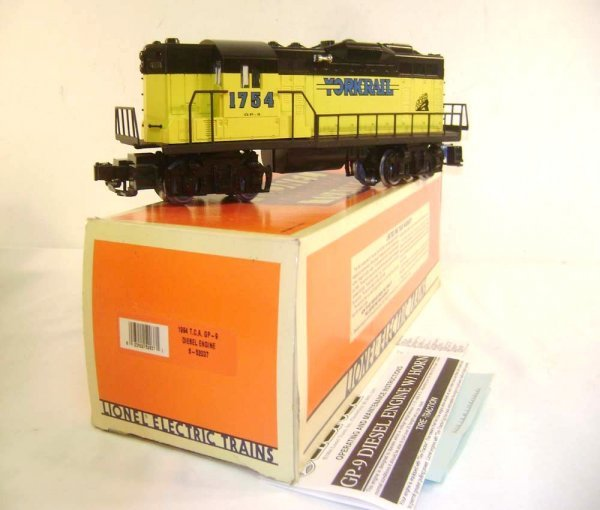12: ABT: Lionel #52037 1994 TCA York Rail GP-9 Diesel E