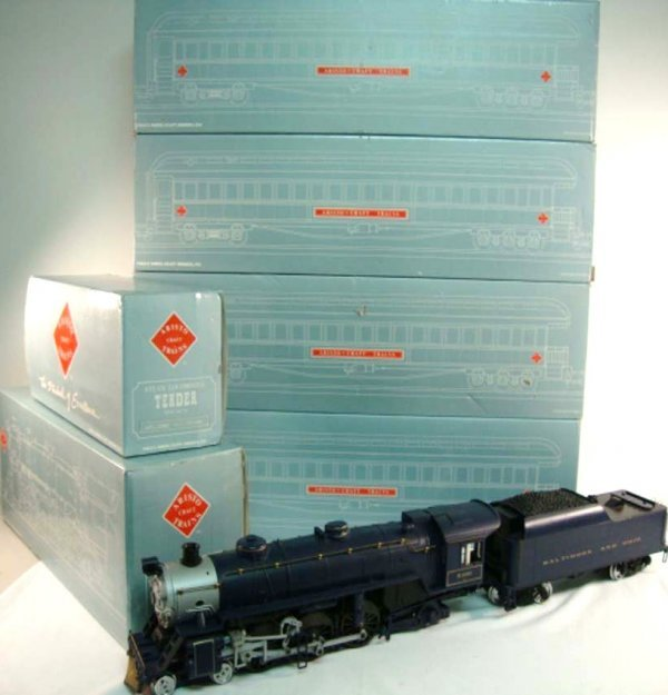 1: ABT: Rare Aristo Baltimore & Ohio 4-6-2 Pacific 6 Pi