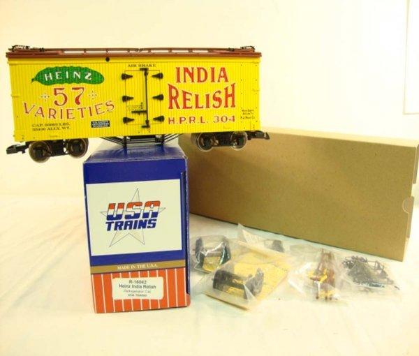 4: ABT: USA G Scale #R-16042 Heinz India Relish Refrige
