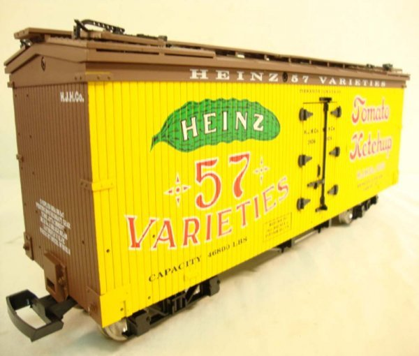 16: ABT: USA G Scale #R-16175 Heinz Tomato Ketchup Refr - 2
