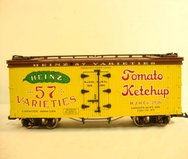16: ABT: USA G Scale #R-16175 Heinz Tomato Ketchup Refr - 3