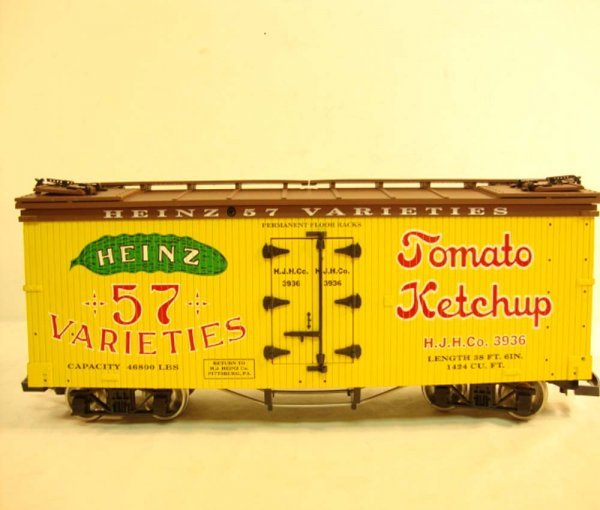 16: ABT: USA G Scale #R-16175 Heinz Tomato Ketchup Refr - 5