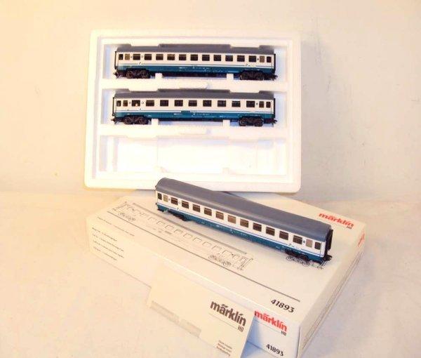 4: ABT: Marklin HO 3-item #41893 Express Train Passenge