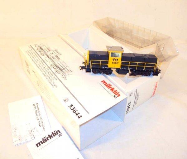 12: ABT: Marklin HO #33644 Diesel/OB