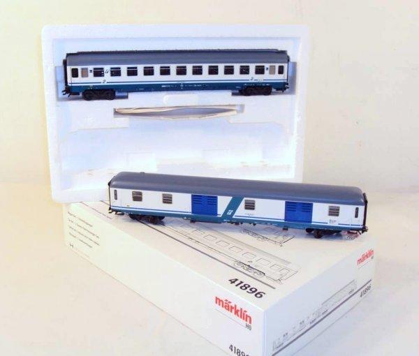 13: ABT: Marklin HO 2-item #41896 Express Train Passeng