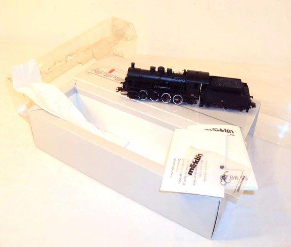 20: ABT: Marklin Digital HO #27557 Steam Engine & Tende