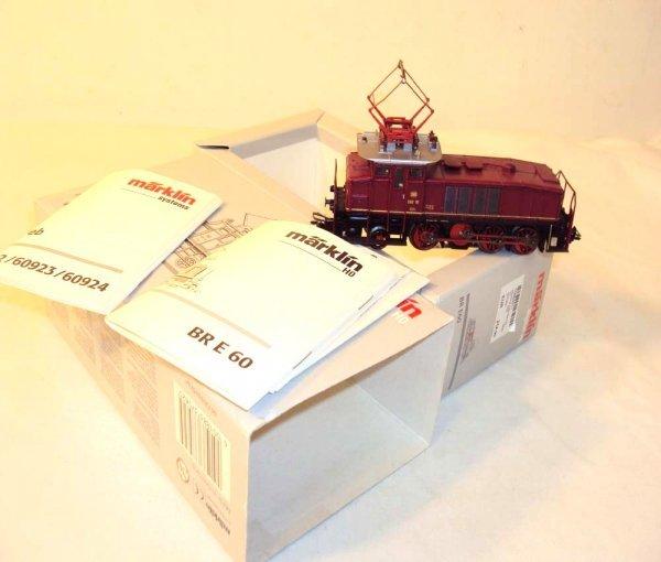 22: ABT: Marklin Digital HO #37562 Electric/OB