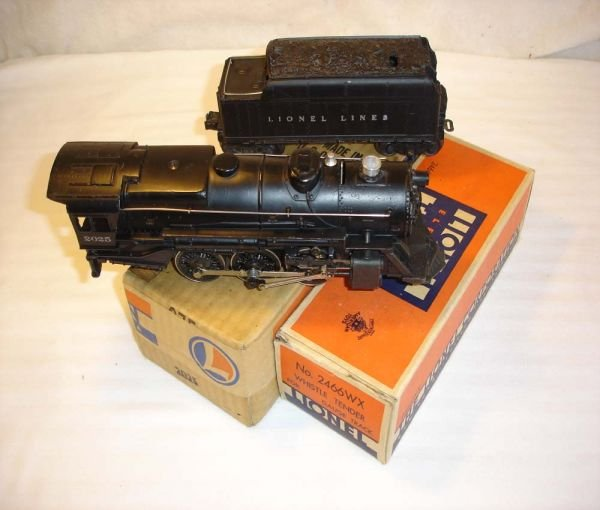 9: ABT: Lionel #2025 Engine & #2466WX/Brick ObsHere are