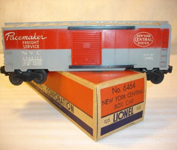 21: ABT: Lionel #6464-125 NYC Pacemaker HS/OBThis is th