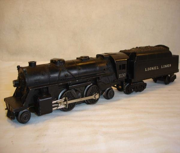 178: ABT:Scarce Lionel Die-Cast #1130 Scout EngineThese
