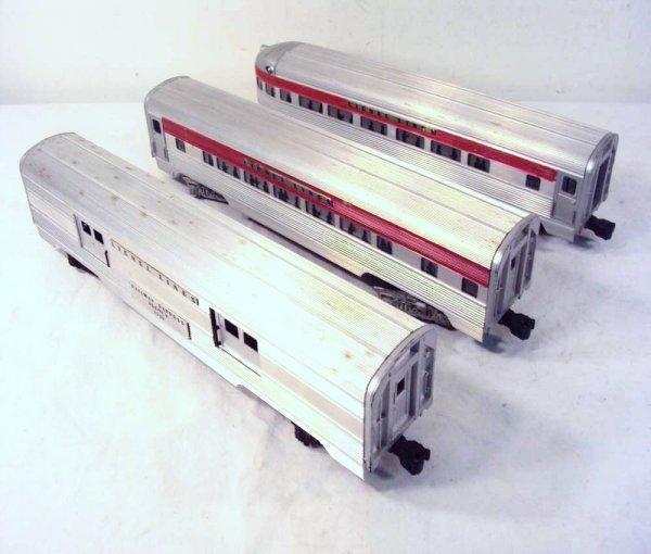 11: ABT: Lionel #2530/31/33 Extruded Aluminum Passenger