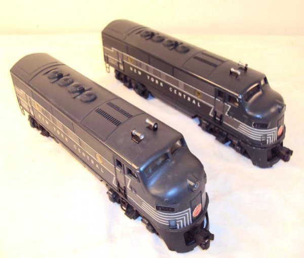20: ABT: Lionel #2354 New York Central F-3 AA Diesels