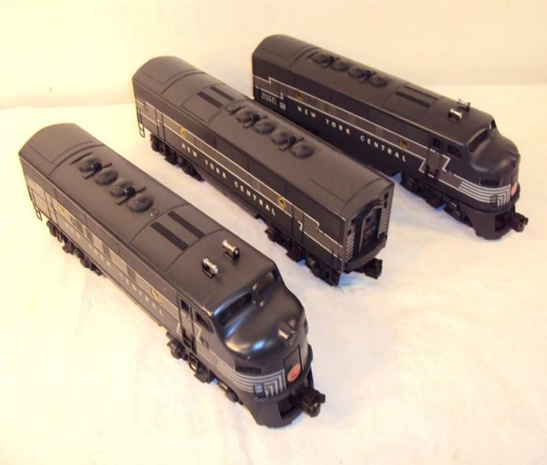 300: ABT: Great Lionel #2354 New York Central F-3 ABA D