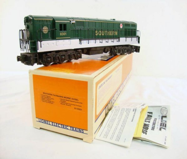 20: ABT: Great Lionel #18301 Southern Fairbanks Morse D