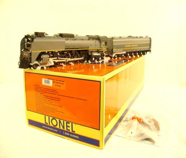 400: ABT: Lionel #11116 Union Pacific FEF3 Northern (84