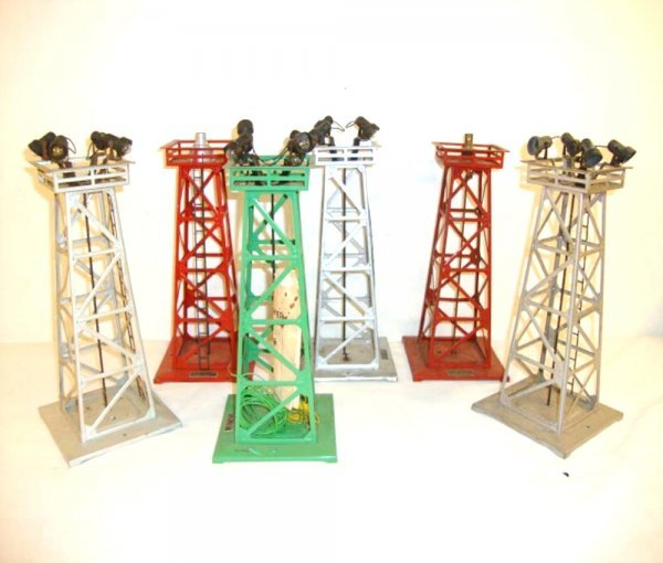 13: ABT: 6 Lionel Beacon/Light Towers