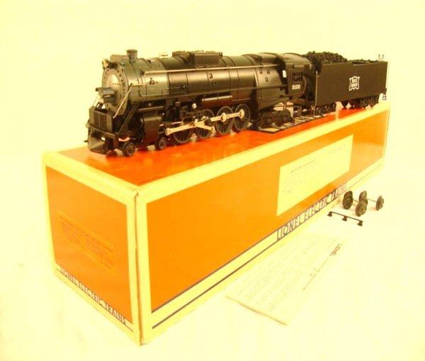 10: ABT: Lionel #18001 Rock Island Diecast 4-8-4 Steam