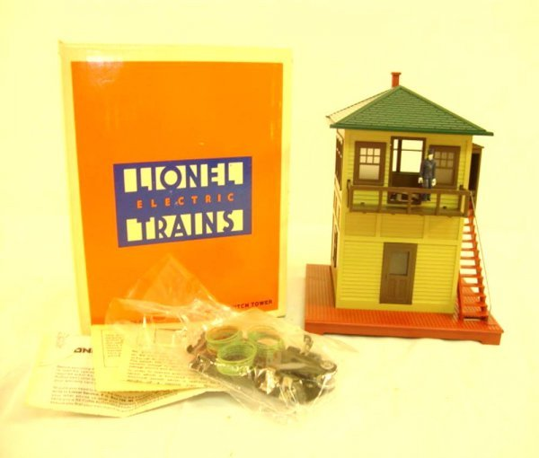 17: ABT: Great Lionel #2324 Switch Tower Accessory/OB