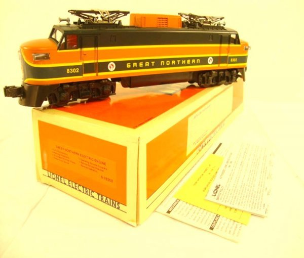 24: ABT: Lionel #18302 Great Northern Electric/OB