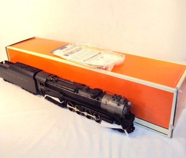 100: ABT: Lionel #18010 Pennsylvania Scale S-2 Steam Tu