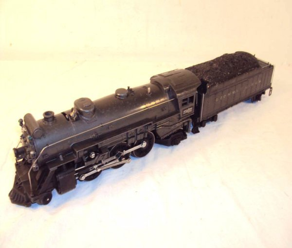 20: ABT: Scarce Lionel Gunmetal #225E/2235W Steam Engin