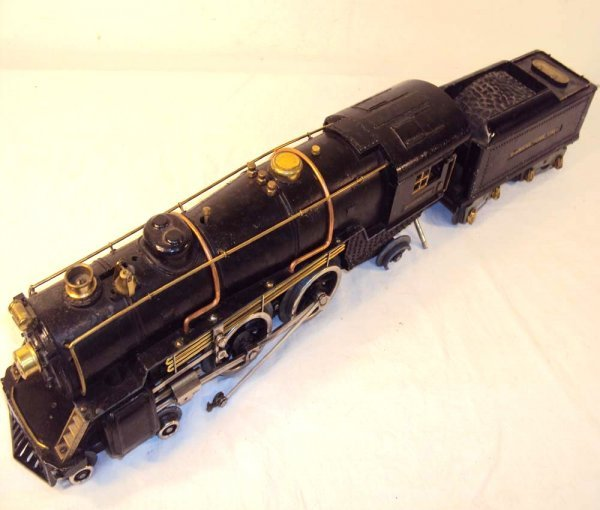 76: ABT: American Flyer Wide Gauge #4695 Steam Engine &