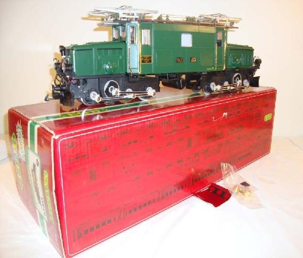 5: ABT: LGB G Scale: #2140 Electric Engine/OB