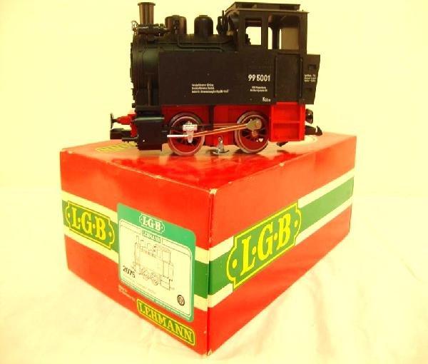 7: ABT: LGB G Scale: #2075 Steam Engine/OB