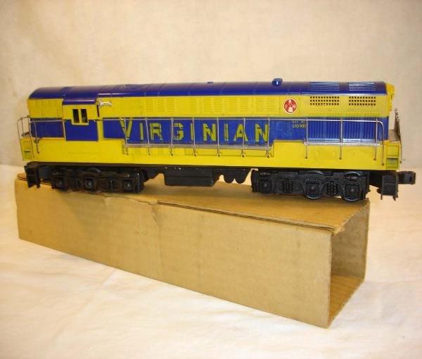 1012: ABT:Great Lionel #2331 Virginian FM Diesel
