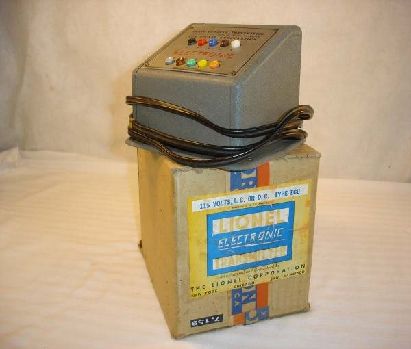 1013: ABT: Lionel #ECU Controller/Electronics Set/OB