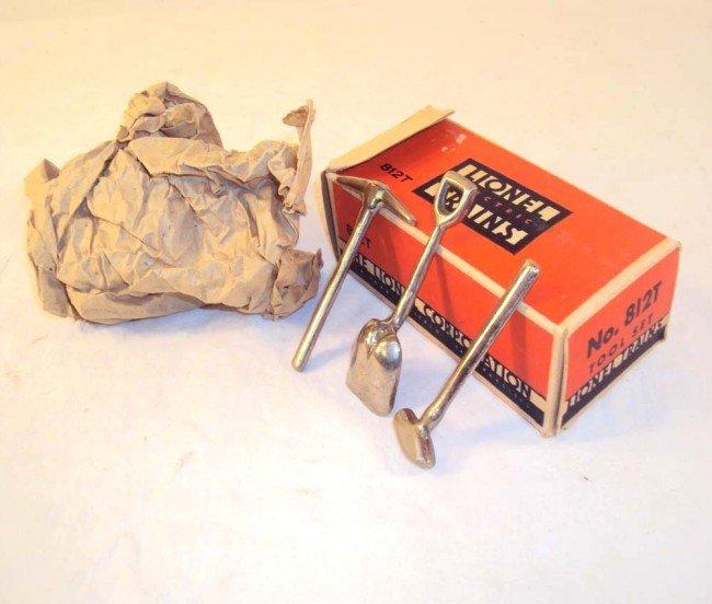 2: ABT: Mint Lionel #812T Tools/OB