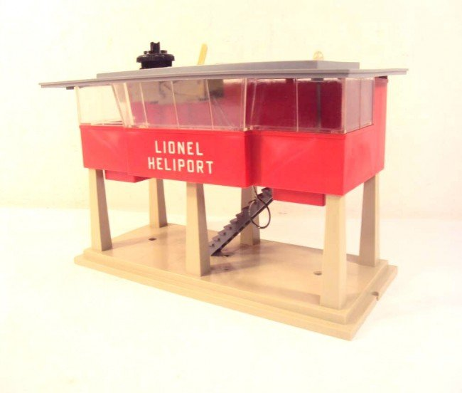 7: ABT: Great Lionel #419 Operating Heliport/OB+ - 2
