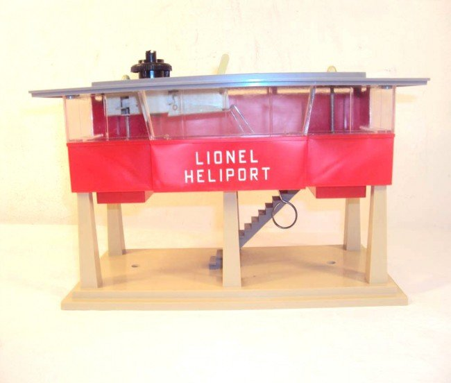 7: ABT: Great Lionel #419 Operating Heliport/OB+ - 3