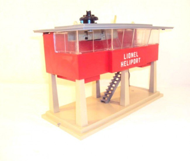 7: ABT: Great Lionel #419 Operating Heliport/OB+ - 4