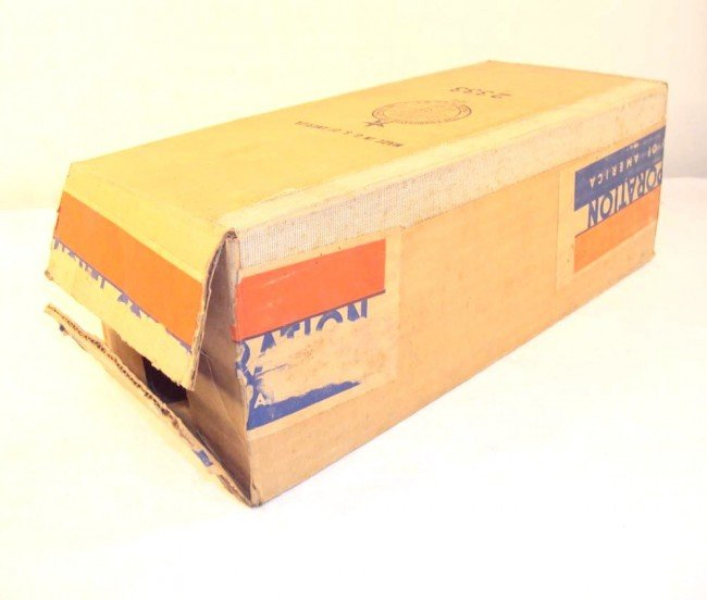 11: ABT: Nice Lionel #2333 Santa Fe F-3 1949 Label Mast - 6