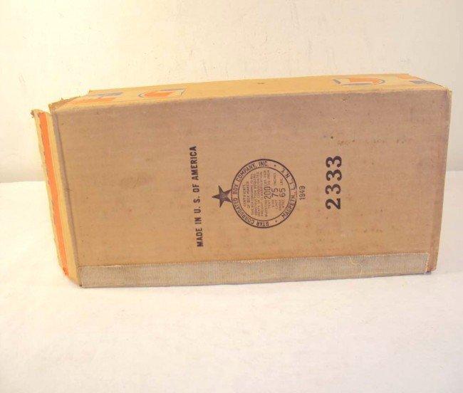 11: ABT: Nice Lionel #2333 Santa Fe F-3 1949 Label Mast - 7