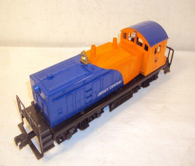 16: ABT: Scarce Lionel #611 Jersey Central Switcher