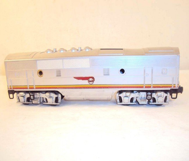 17: ABT: Great Lionel #2343C Santa Fe F-3 Non-Powered B - 6