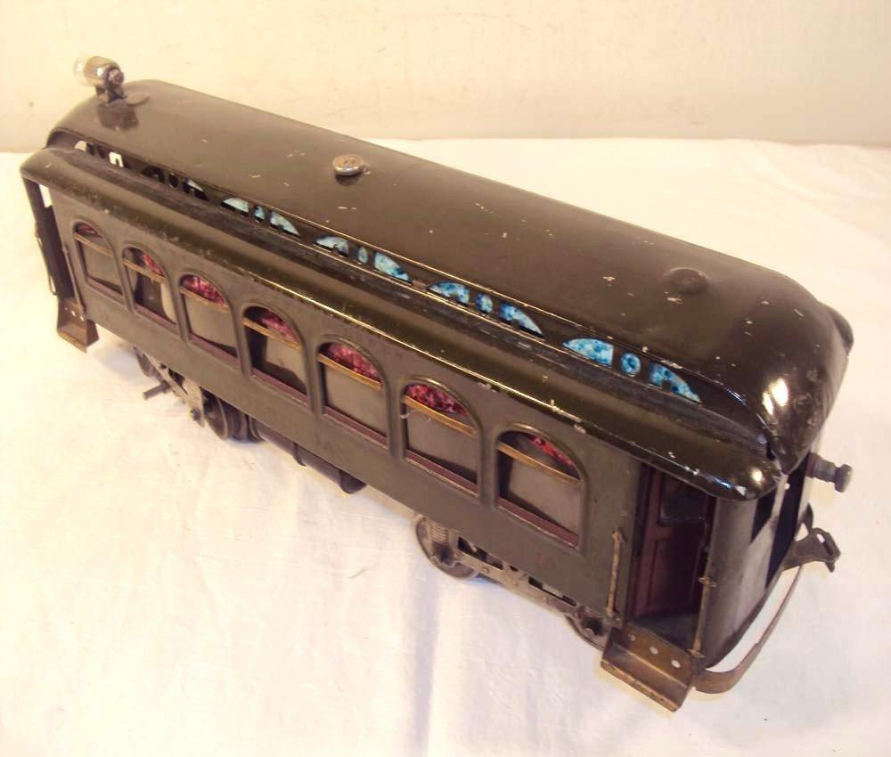 1: ABT: Rare Lionel Standard Gauge #10 Motorized Interu