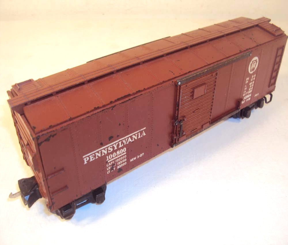 9: ABT: Nice Lionel Semi-Scale #2954 Pennsylvania Box C