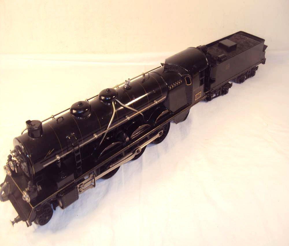 50: ABT: Exceptional Marklin 1 Gauge 4-6-2 Engine & Ten